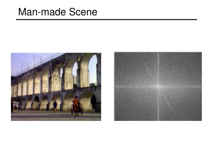 Man-made Scene