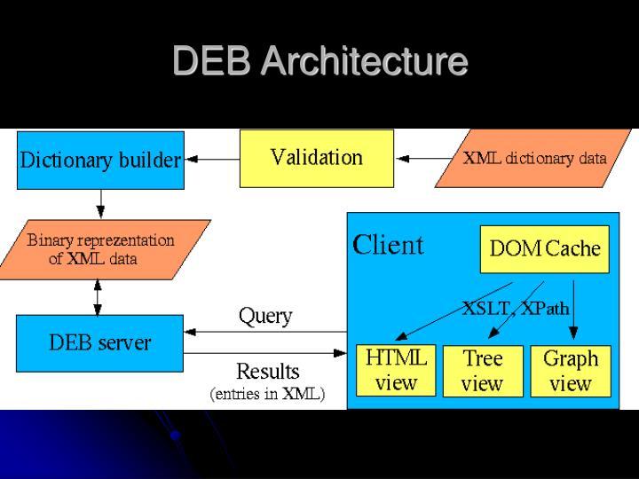 DEB Architecture