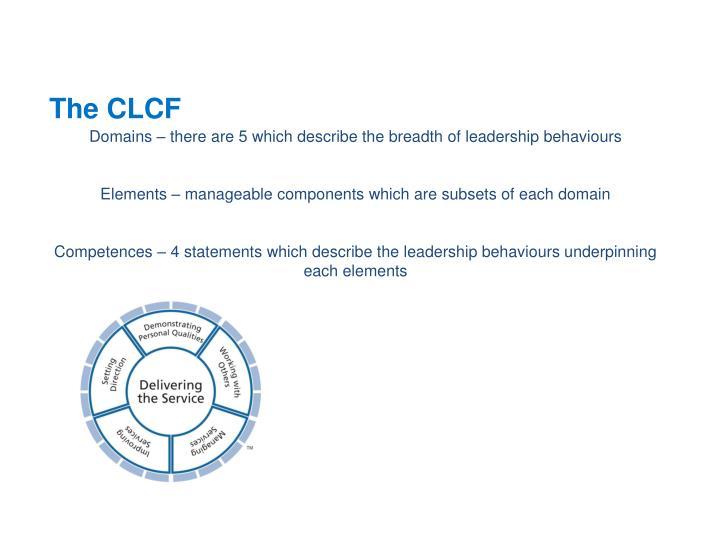The CLCF