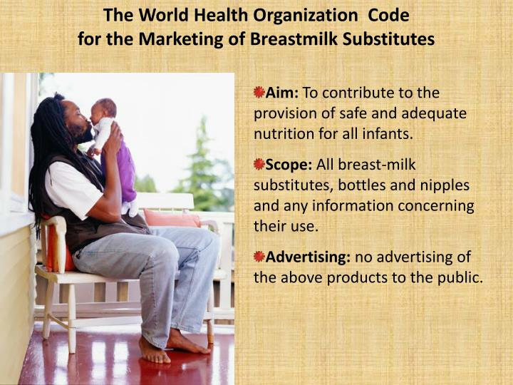 The World Health Organization  Code