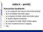 stdio h printf1