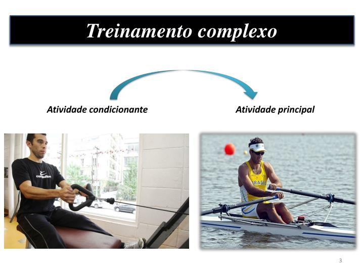 Treinamento complexo