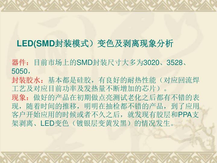 LED(SMD