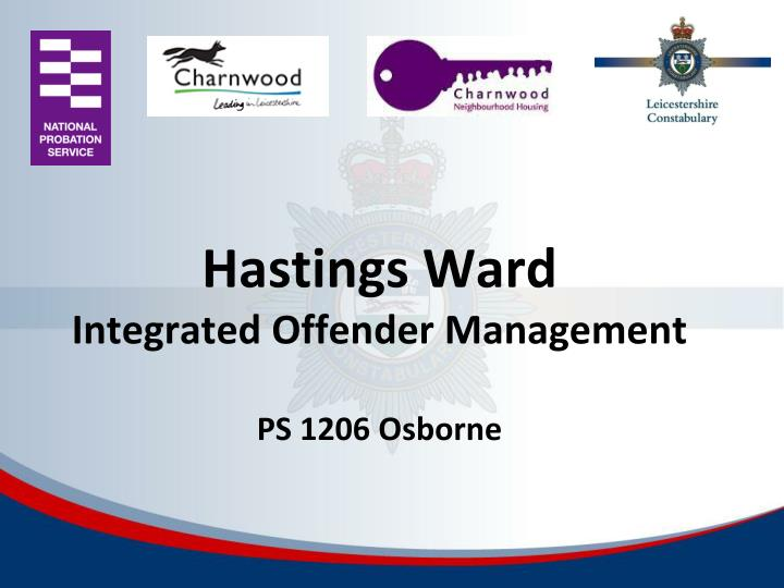 Hastings Ward