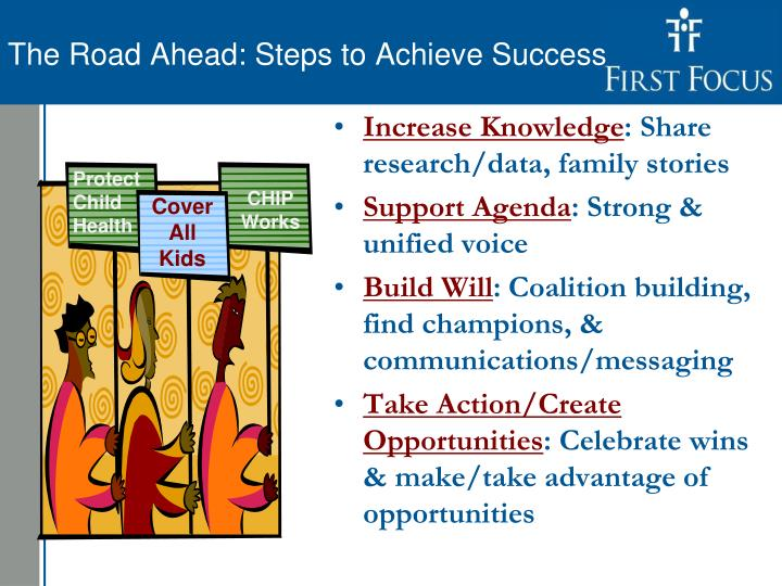 The Road Ahead: Steps to