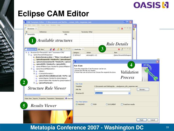 Eclipse CAM Editor