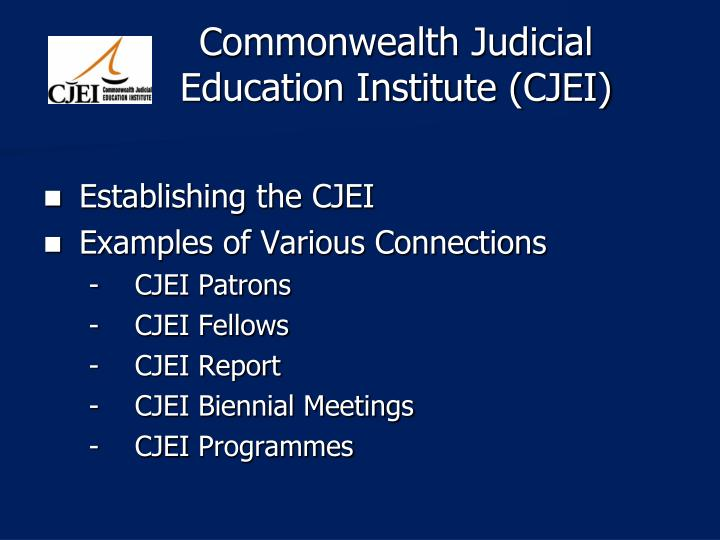 Commonwealth Judicial