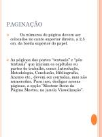 pagina o