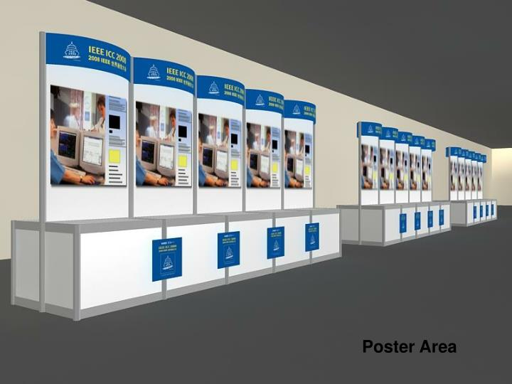 Poster Area