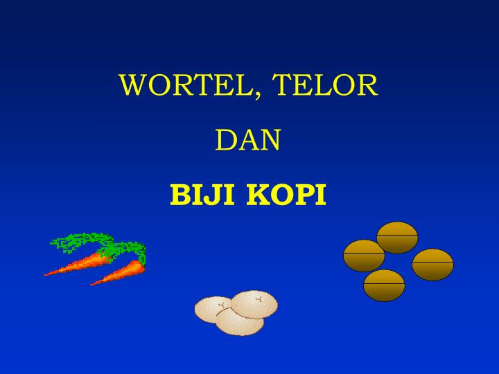 WORTEL, TELOR