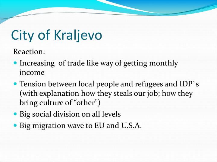 City of Kraljevo
