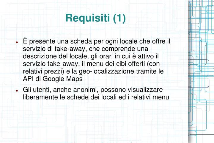 Requisiti (1)