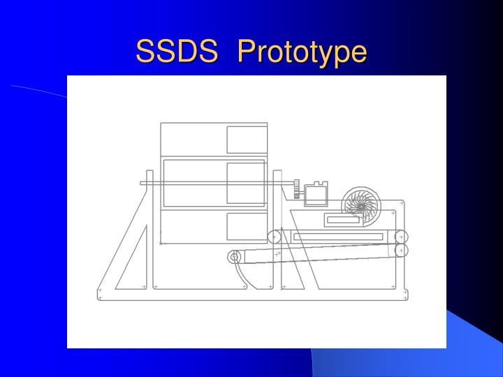 SSDS  Prototype