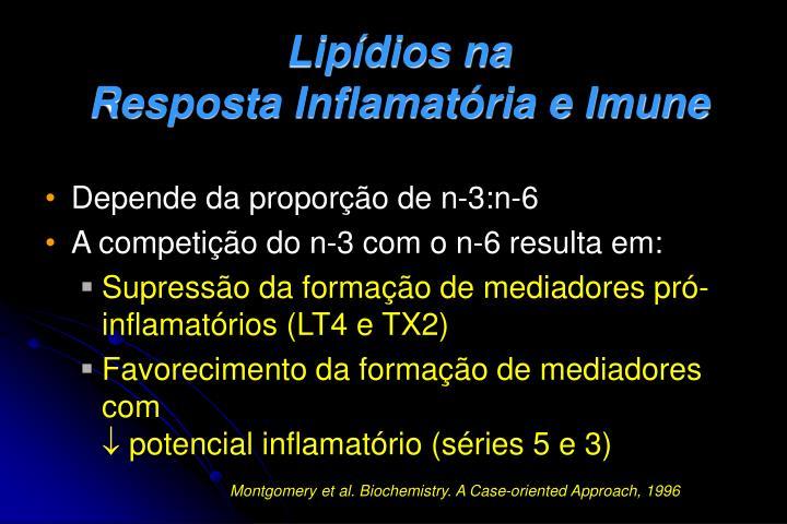 Lipídios na