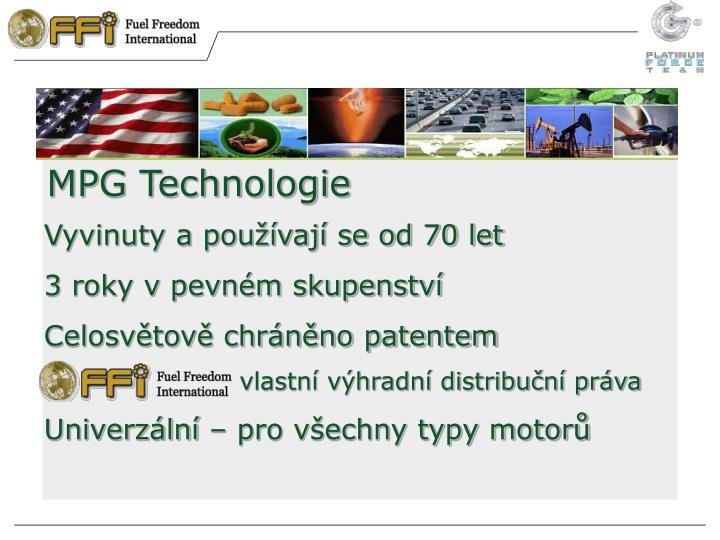 MPG Technologie