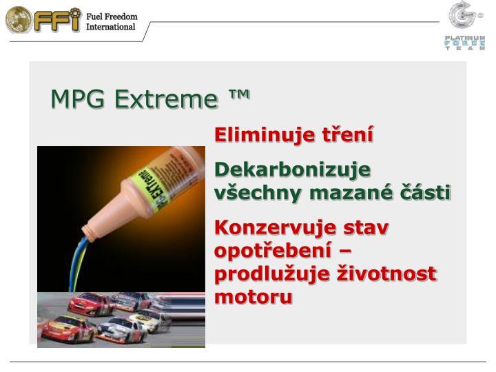 MPG Extreme ™