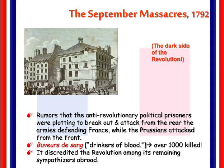 The September Massacres,