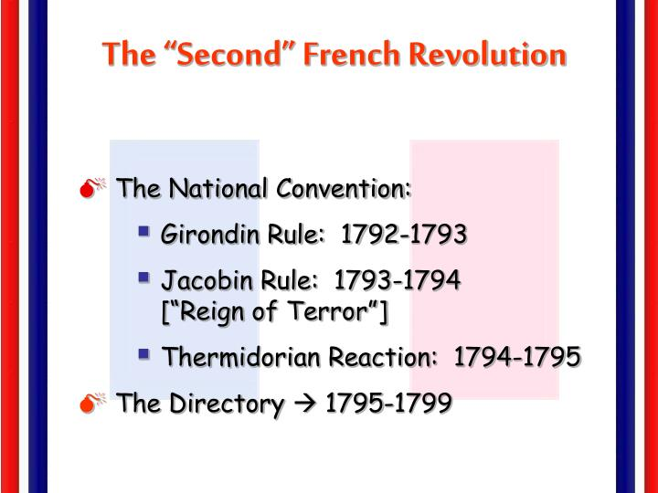 "The ""Second"" French Revolution"
