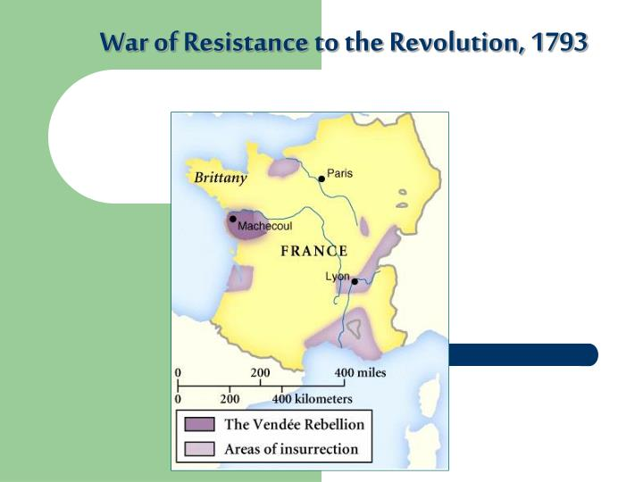 War of Resistance to the Revolution, 1793
