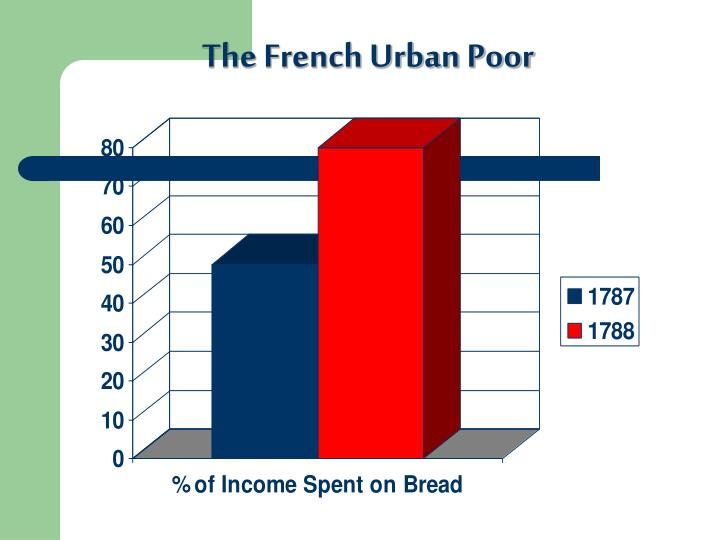 The French Urban Poor