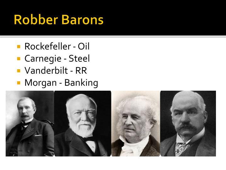 Robber Barons