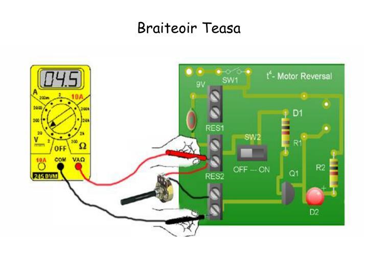 Braiteoir Teasa