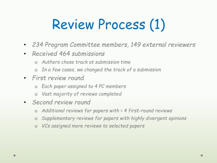 Review Process (1)
