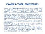exames complementares1