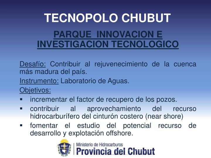 TECNOPOLO CHUBUT