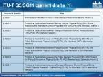 itu t q5 sg11 current drafts 1