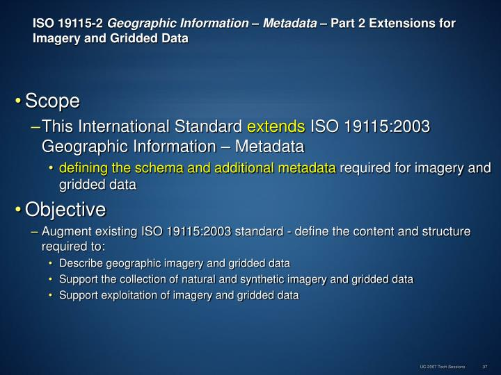 ISO 19115-2