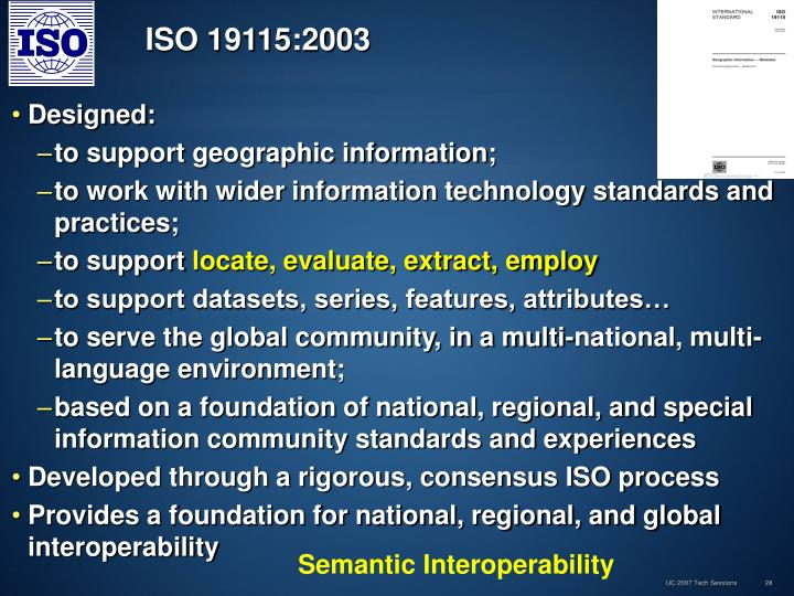 ISO 19115:2003