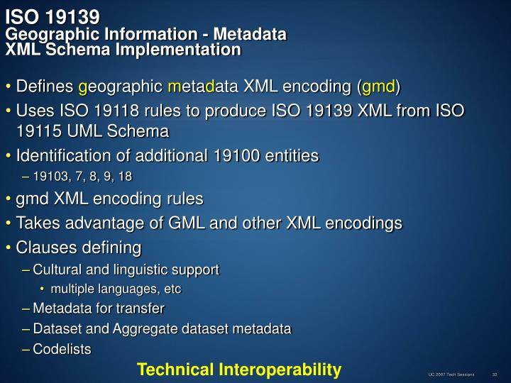 ISO 19139