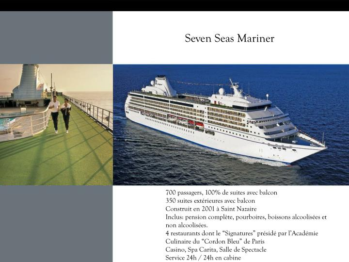 Seven Seas Mariner
