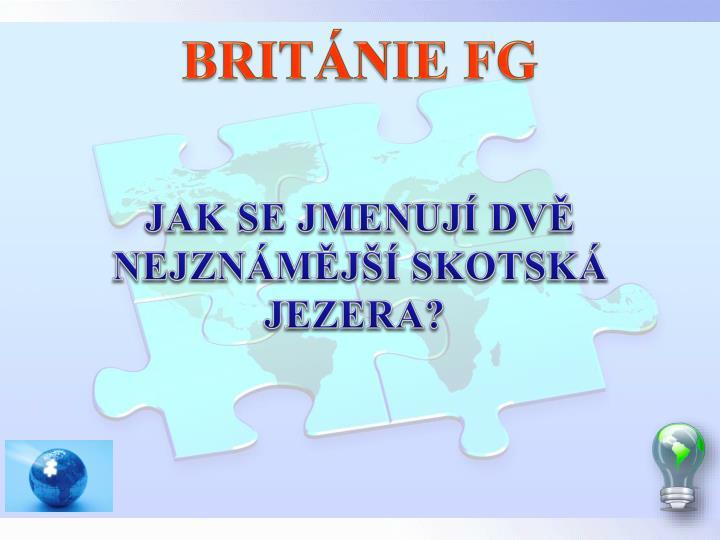 BRITÁNIE FG