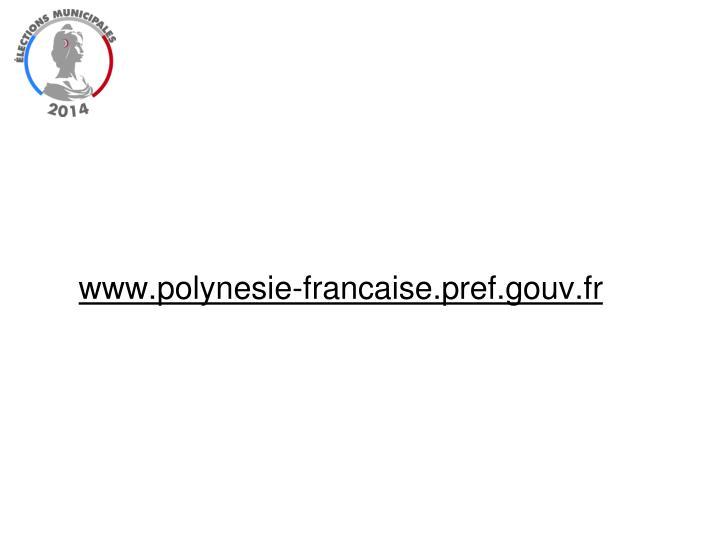 www.polynesie-francaise.pref.gouv.fr
