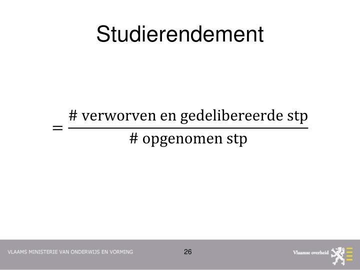 Studierendement