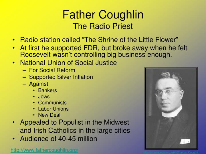 Father Coughlin