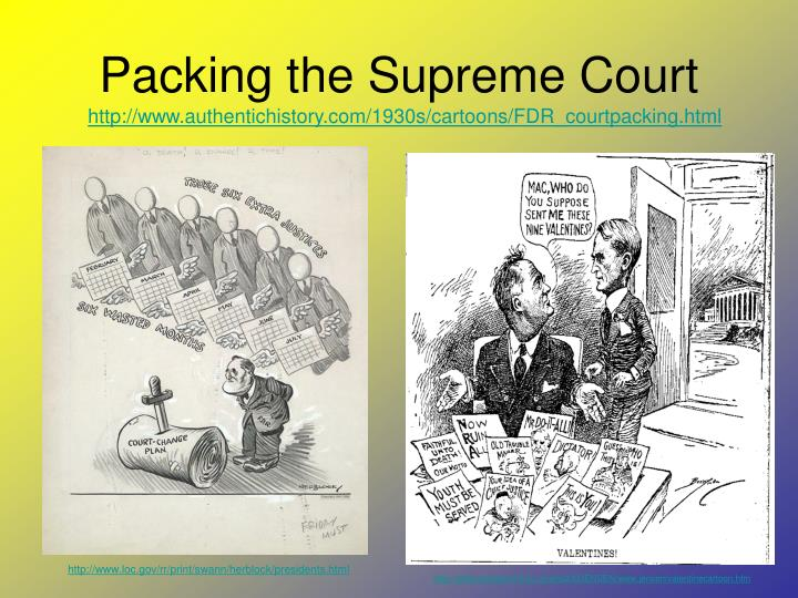 Packing the Supreme Court