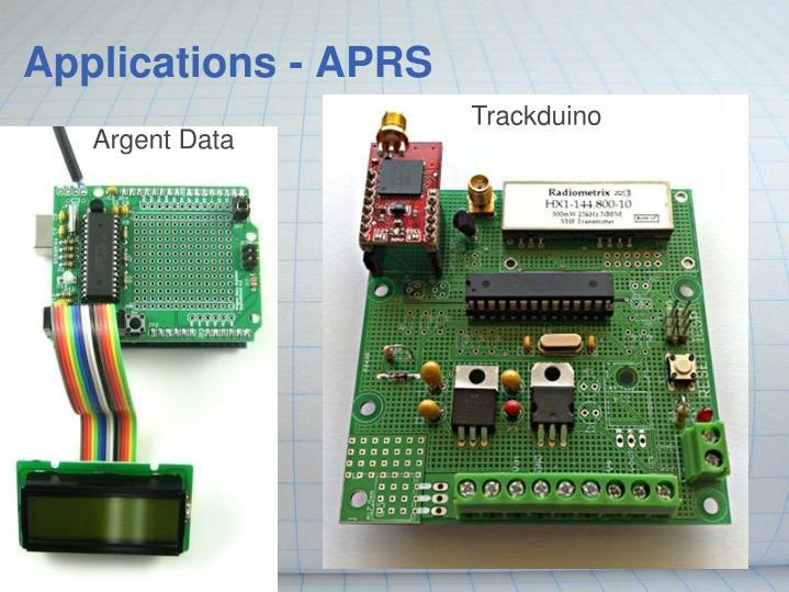 Applications - APRS
