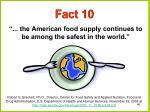 fact 10