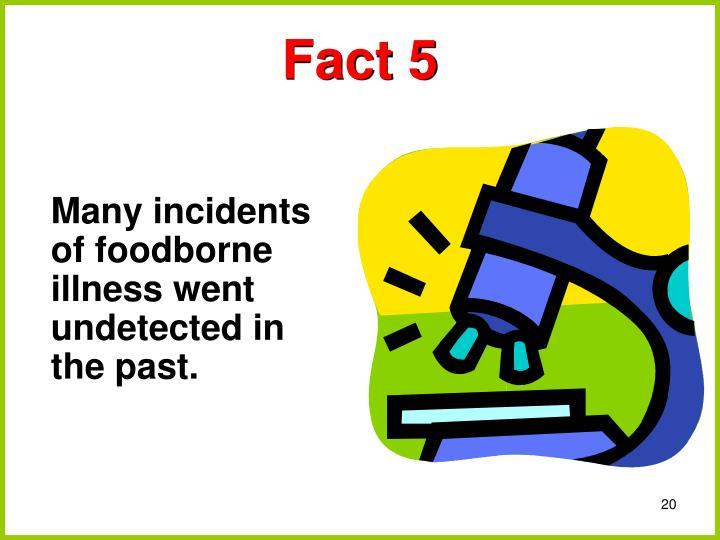 Fact 5