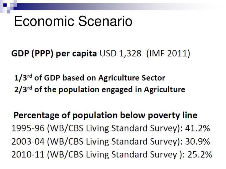 Economic Scenario