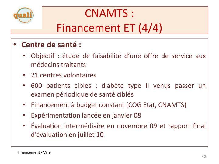 CNAMTS :
