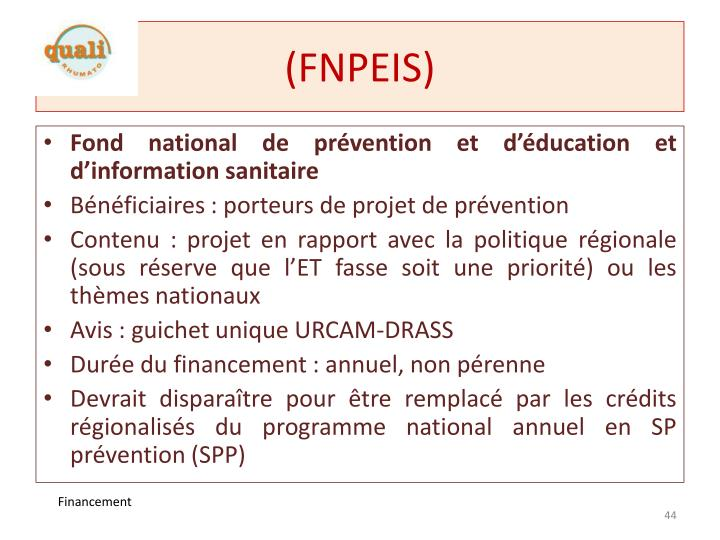 (FNPEIS)