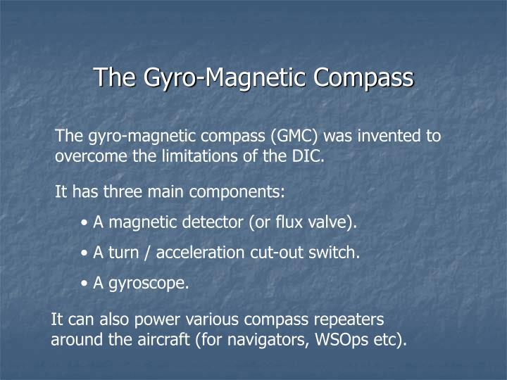 The Gyro-Magnetic Compass