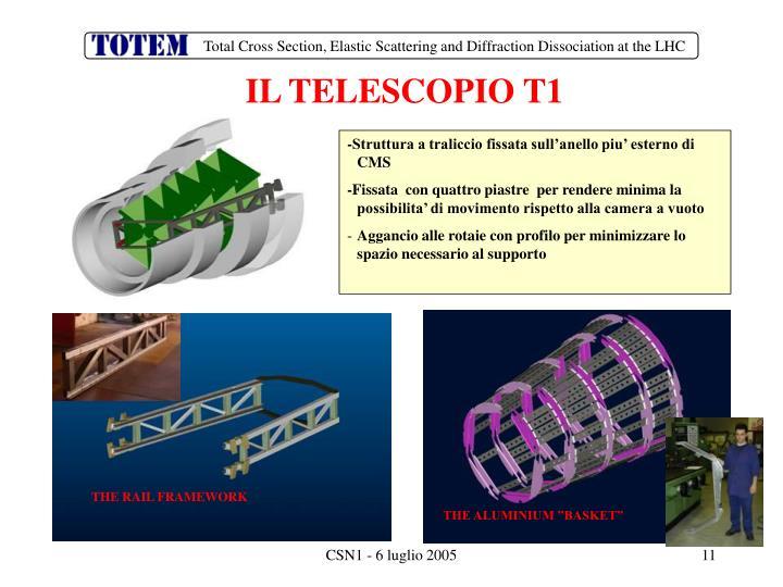 IL TELESCOPIO T1