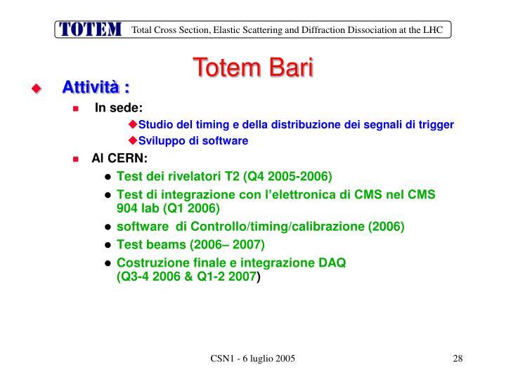 Totem Bari