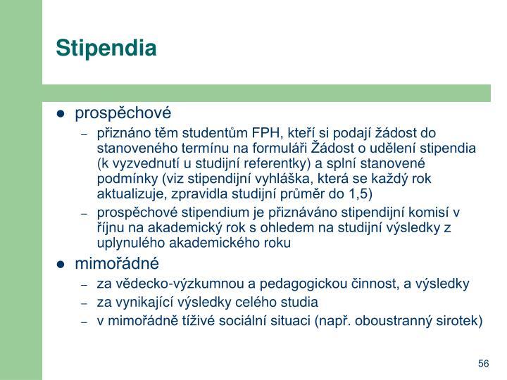 Stipendia