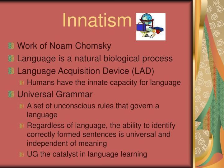 Innatism